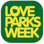 Love Parks week logo
